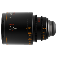 Atlas Orion 32mm, T2, Ø 114 mm, 2x Anamorphic