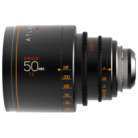Atlas Orion 50mm, T2, Ø 114 mm, 2x Anamorphic