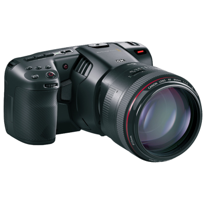 Blackmagic Pocket Cinema Camera 6K | EF-mount