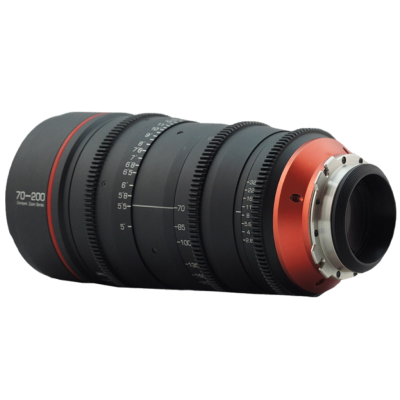 G.L. Optics 70-200mm / T2.8 / Ø 95 mm