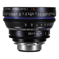 ZEISS COMPACT PRIME 25 mm T2.1 | Ø 114 mm