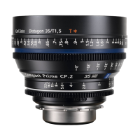 ZEISS COMPACT PRIME 35 mm T1.5 | Ø 114 mm